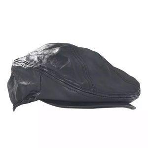 Giovanni Navarre driving hat cap elastic back